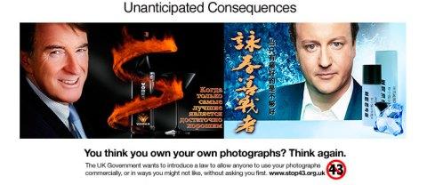 viral photo condemning digital economy bill