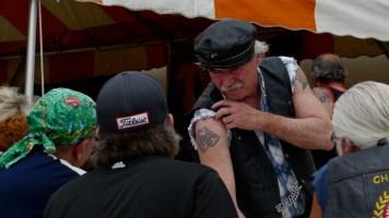 Harley Davidson Tattoo Contest (Waterloo, Iowa)