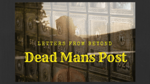 how to create a dead mans post