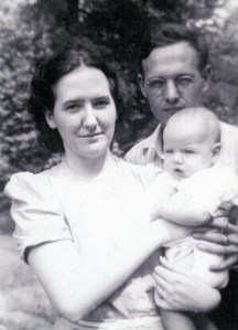 Tim's mother, Carmelite Hagerty Henderson - June 6, 1917-July 10, 1998