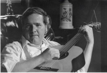 Tim Henderson - texas folk singer