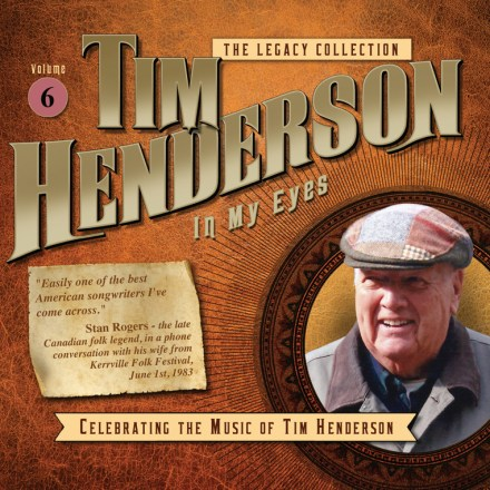 tim henderson - in my eyes