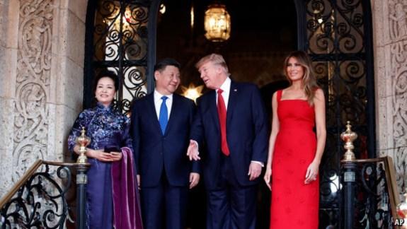 Liệu Tổng thống Mỹ Trump có quản lý nổi sự trỗi dậy của Trung Quốc?