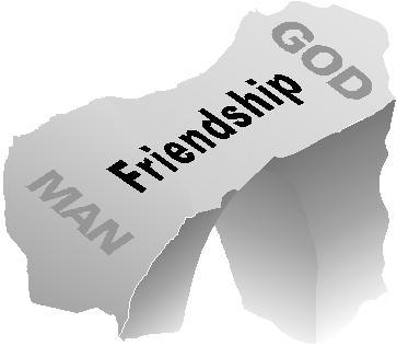 God man friendship