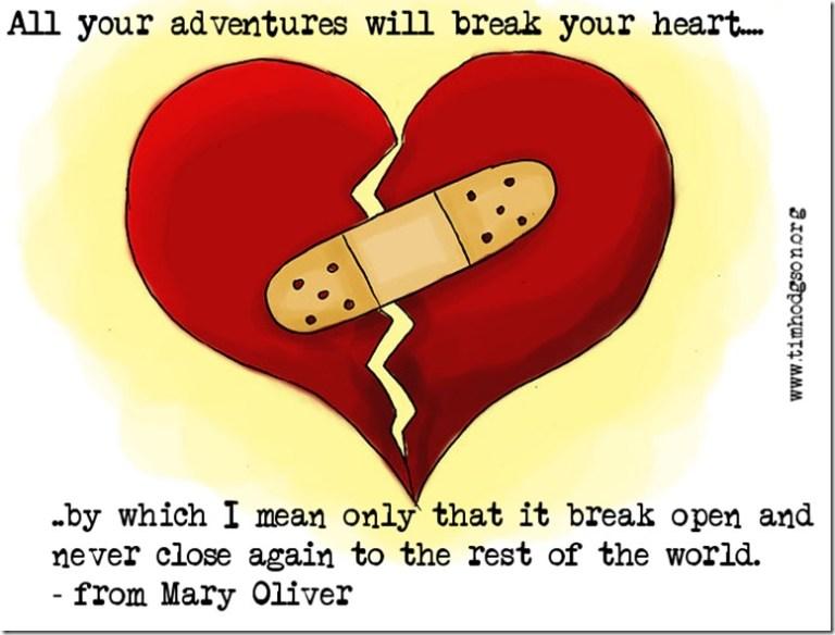 heartbreak - oliver