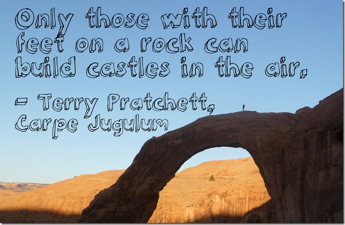rock - pratchett