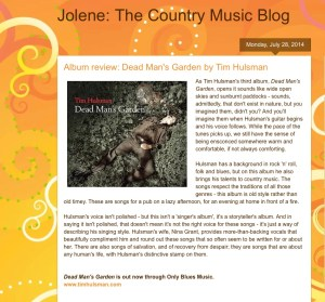 Jolene Album Review