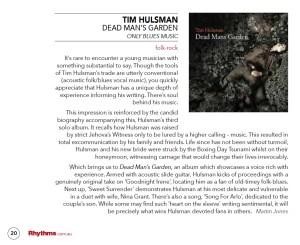 Rhythms Review July 2014