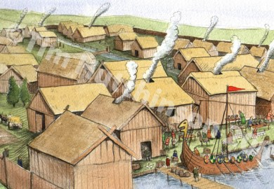 Viking Settlements In Nova Scotia