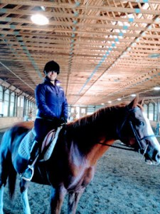 Heather and Jupiter, Victory Stables