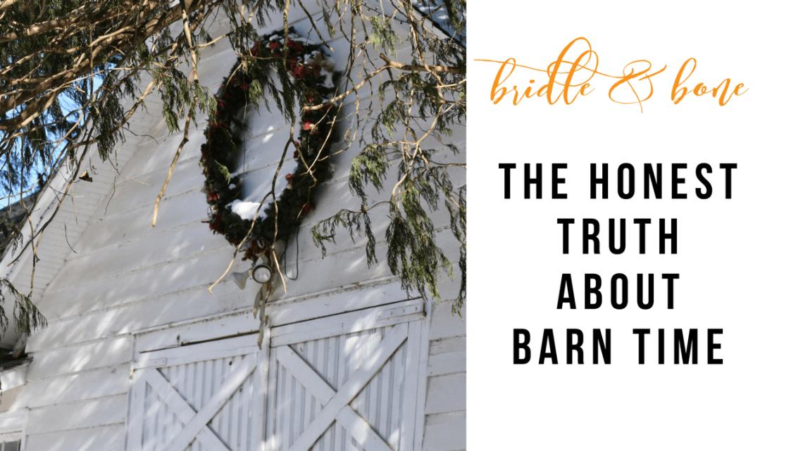 Barn Time