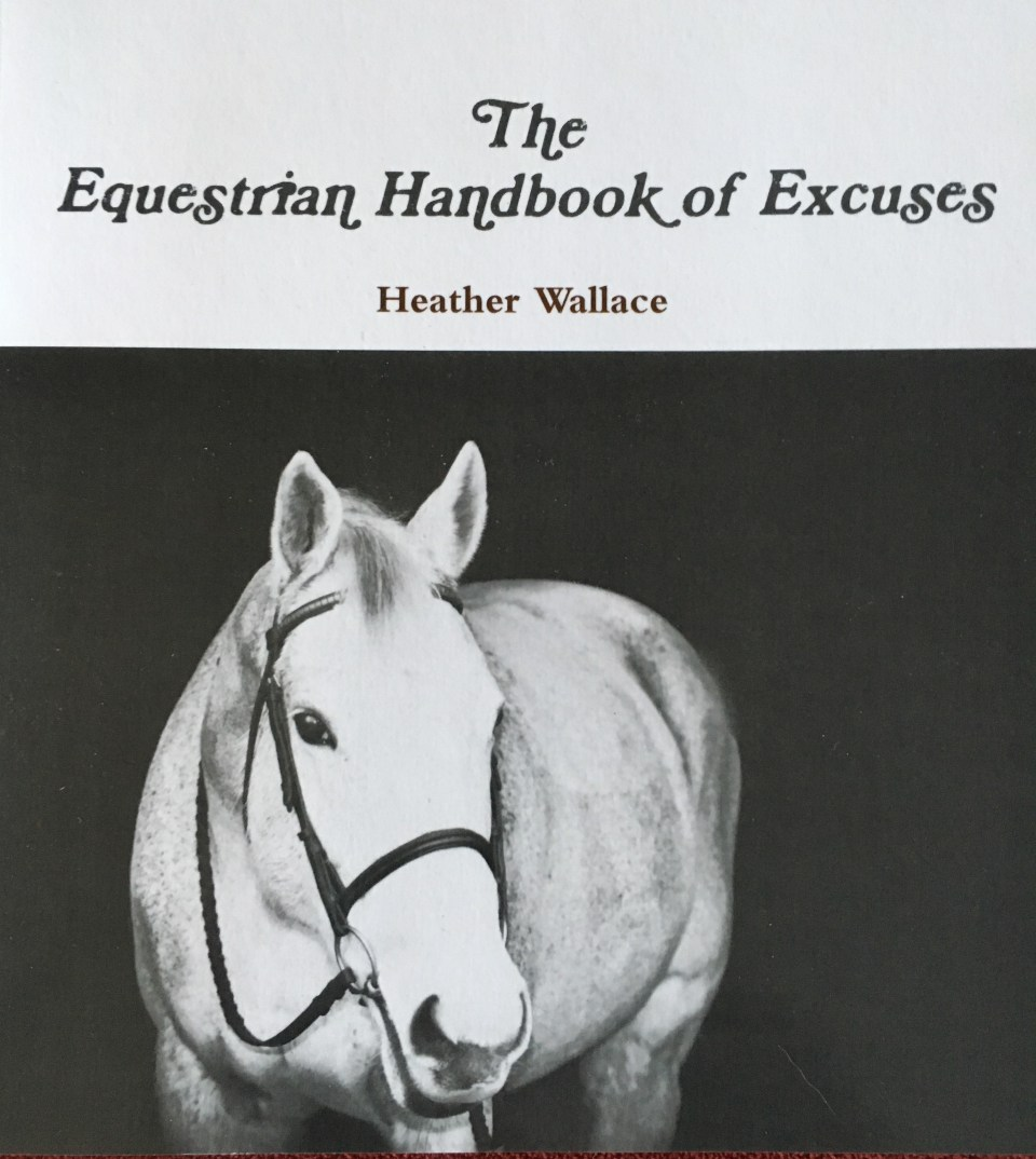 Equestrian Handbook of Excuses, Photography Edition