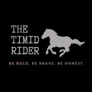 Timid Rider Logo