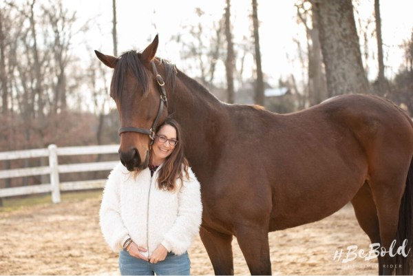 R+ Training and Liberty Training Help Establish Communication and Trust Between Horse and Rider