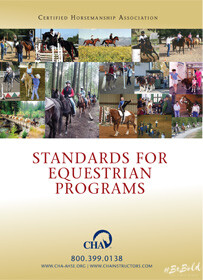 Standards for Equestrian Programs