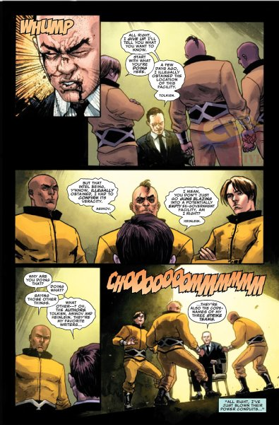 Agents of Shield #1 3