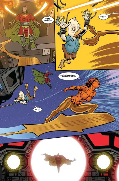Howard the Duck #4 pg 5