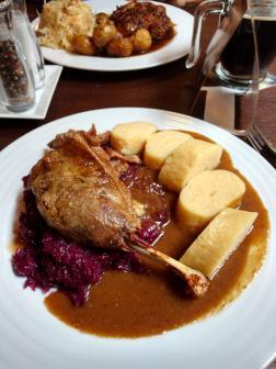 Tschechisches Essen