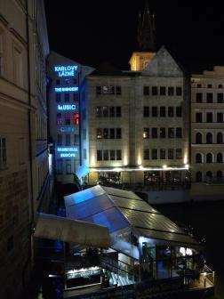 Der Club Karlovy Lazne