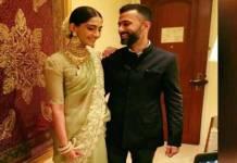 Boda Sonam Kapoor y Anand Ahuja