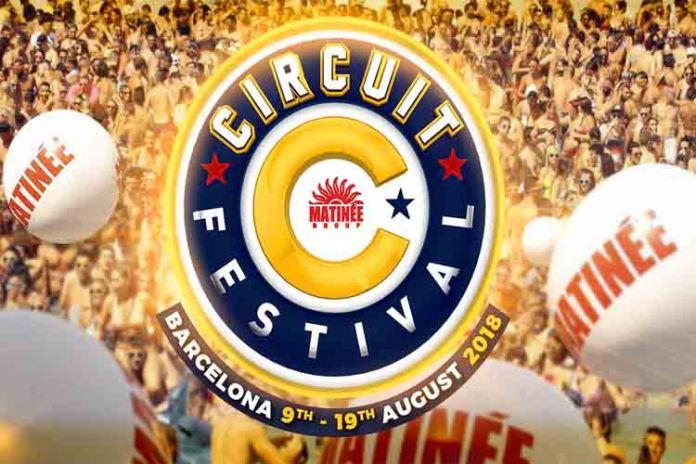 Circuit Festival 2018 en Barcelona