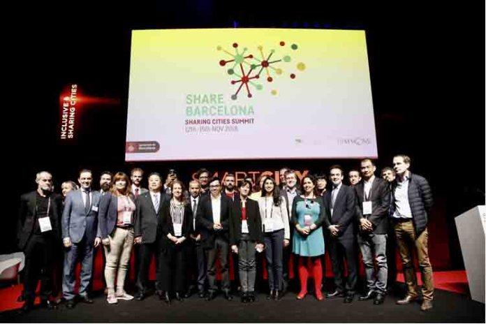 42 ciudades se alían en Barcelona