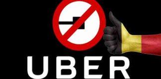 Un tribunal de Bruselas prohibe operar a Uber