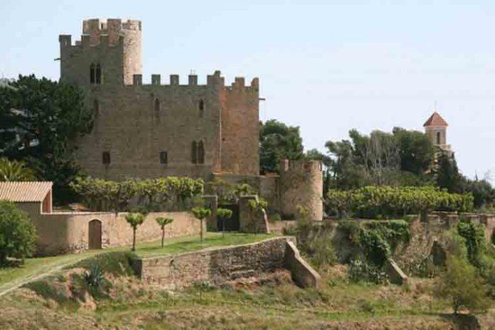 Castillo de Vilassar para visitar en Vilassar de Dalt