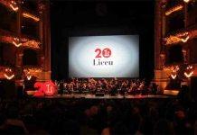 El Liceu celebra 20 años de su reapertura