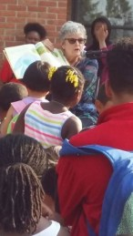 Me at Freedom School 7/22/16