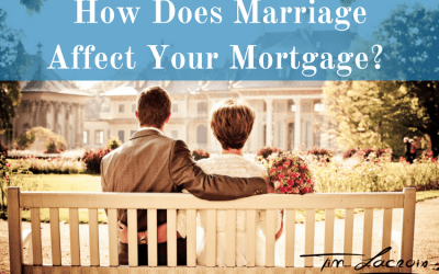 How Does Marriage Affect Your Mortgage?