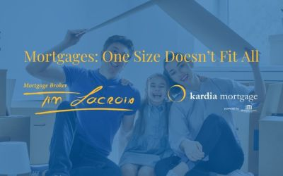 Mortgages: One Size Doesn't Fit All