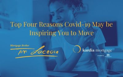 Top Four Reasons Covid-19 May be Inspiring You to Move