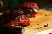 pork and knife