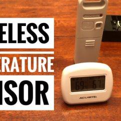 Tim Water Temperature Gauge Wiring Diagram Junction Box Wireless Sensor Leland