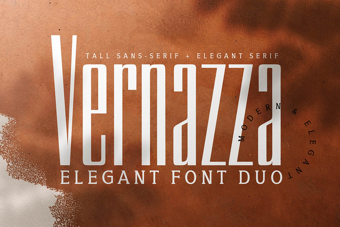 luxury font design