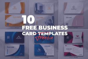 10 free business card templates