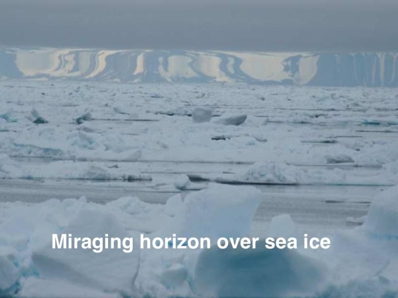 thermal inversion titanic