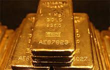 Titanic gold bullion