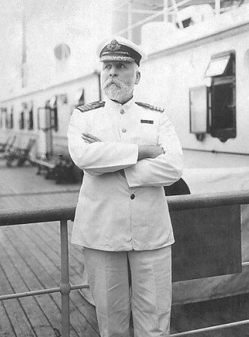 captain smith titanic