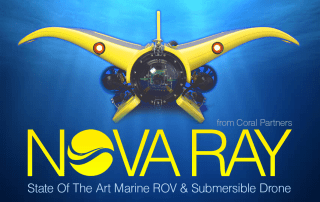 Nova Ray ROV from Coral Partners