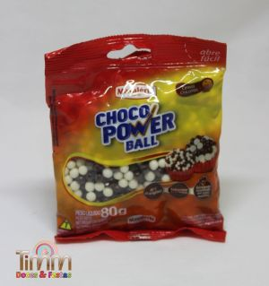 Choco Power Ball Mini | Mesclado | 80g | Mavalério