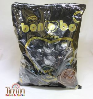BonBon Chocolate Amargo  | Arcor | 750g | 50u