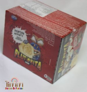 Chiclete Plutonita | Dentada Ardente | Arcor | 200g | 40u
