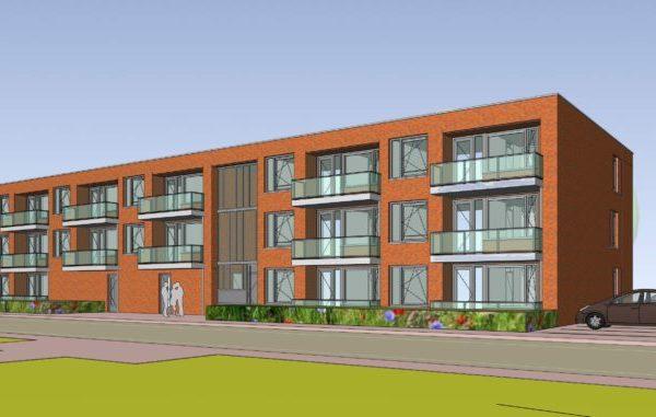 19 appartementen Roermond