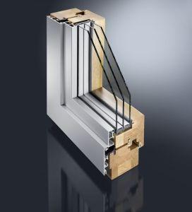 hout-aluminium kozijnen