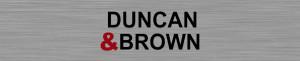 Duncan & Brown