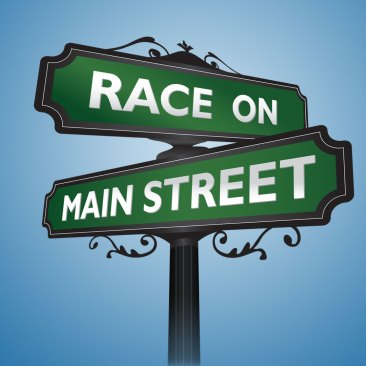 Race on Main Street
