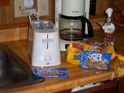 Parental Toaster.