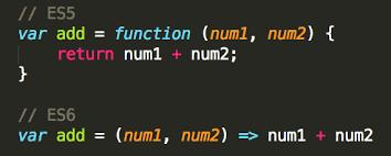 Arrow Function Example